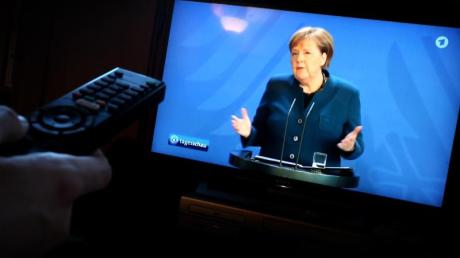 Die Ansprache der Bundeskanzlerin Angela Merkel (CDU) zur Lage im Zusammenhang mit dem Coronavirus.