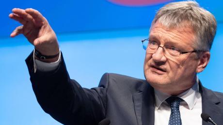 AfD-Chef Jörg Meuthen legt sich mit Teilen seiner Partei an.
