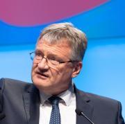 Kein Mittel in der Krise: AfD-Chef Jörg Meuthen.