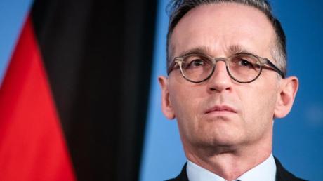 Außenminister Heiko Maas: «Es gilt jetzt, die Vorteile systematisch zusammenzutragen und abzustimme».