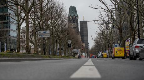 Der Verkehr in Deutschland hat durch die Corona-bedingten Ausgangsbeschränkungen deutlich abgenommen.