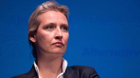 Alice Weidel ist Vorsitzende der AfD-Fraktion im Bundestag.