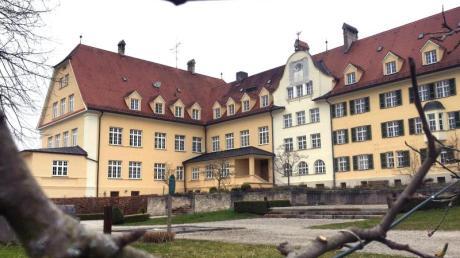 Das ehemalige katholische Piusheim in Baiern im Kreis Ebersberg.