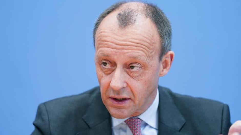 Friedrich Merz will CDU-Chef werden und sich für die junge Generation einsetzen.