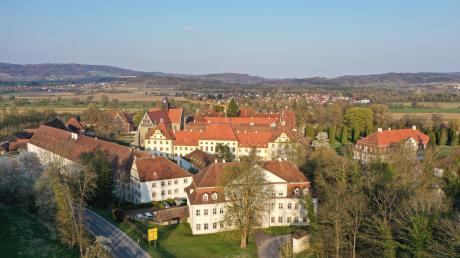 Traumlage, Traumbedingungen - aber auch eine Traumschule? Die Schule Schloss Salem unweit des Bodensees.