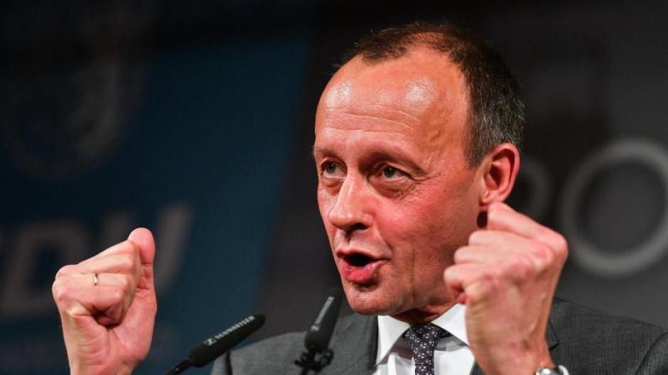 «Ich gehe davon aus, dass die wirtschaftspolitischen Fragen im Laufe der nächsten Wochen und Monate an Bedeutung gewinnen, vielleicht sogar das beherrschende Thema des Bundestagswahlkampfes 2021 werden», sagt Friedrich Merz.