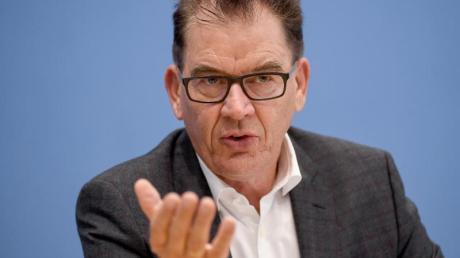 Gerd Müller, Bundesminister für wirtschaftliche Zusammenarbeit und Entwicklung.