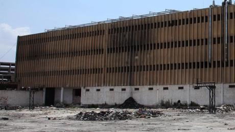 Orte des Grauens: Auch in diesem Gefängnis in der syrischen Großstadt Aleppo soll massenhaft gefoltert worden sein.