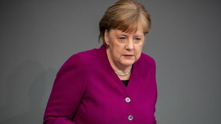 Rede Angela Merkel Heute