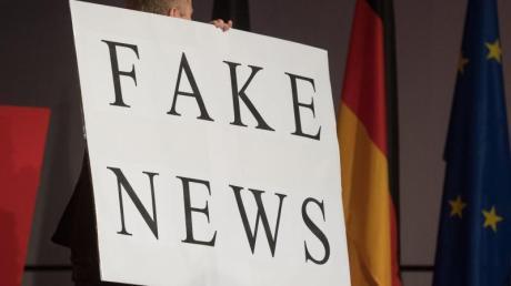 In den sozialen Medien sind vor den Wahlen viele Falschinformationen zu finden.