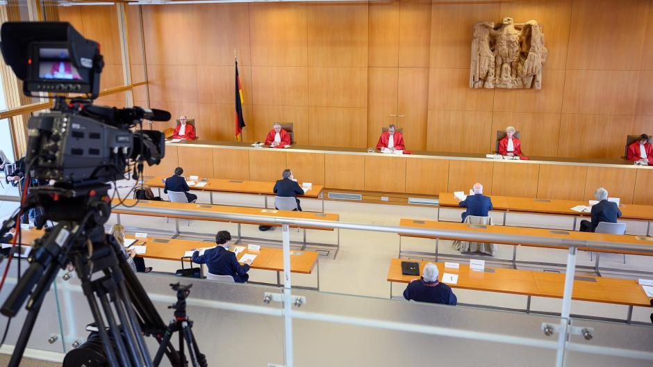 verfassungsgericht corona