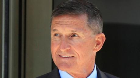 Gestand seine Lüge ein, wird aber nicht bestraft: Michael Flynn.