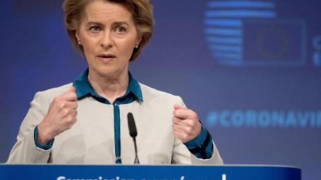 Ursula von der Leyen prüft ein Verfahren gegen Deutschland.