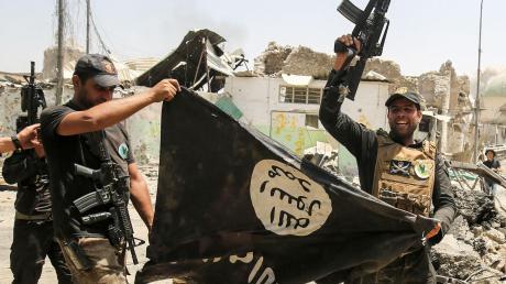 In der Vergangenheit feierten irakische Kräfte die Zurückdrängung des Islamischen Staats. Jetzt ist der IS wieder auf dem Vormarsch.