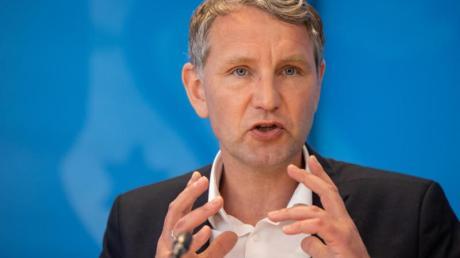 Thüringens AfD-Landes- und Fraktionschef Björn Höcke.