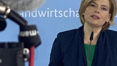 Landwirtschaftsministerin Julia Klöckner (CDU).