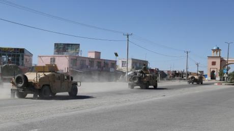 Erst vor zwei Tagen war ein Stützpunkt des Inlandsgeheimdienstes im Osten Afghanistans angegriffen worden.