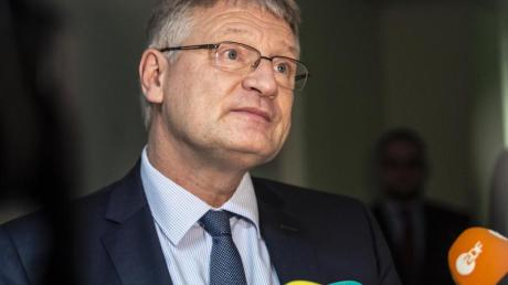 Der AfD-Vorsitzende Jörg Meuthen.