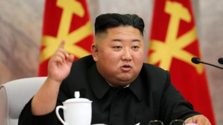 Nordkorea will nach eigenen Angaben seine atomare Schlagkraft erhöhen.