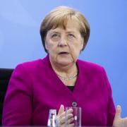 «Wir leben immer noch am Anfang der Pandemie. Wir haben keinen Impfstoff, wir haben kein Medikament bis jetzt», sagt Kanzlerin Merkel.