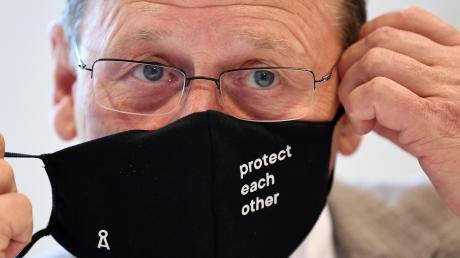 Die Kritik an seinem Vorpreschen reißt nicht ab: Thüringens Ministerpräsident Bodo Ramelow.