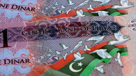 Ingesamt wurden Banknoten im Wert von 1,1 Milliarden Dollar sichergestellt.