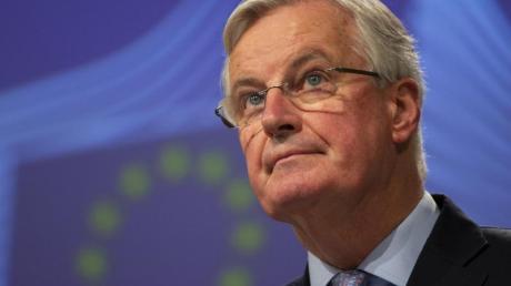 Michel Barnier ist Leiter der Task Force der Europäischen Kommission für die Beziehungen zum Vereinigten Königreich.
