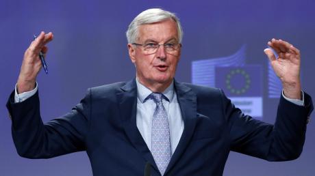 Er verhandelt für die Europäer für die Zeit nach der Brexit-Übergangsphase: Michael Barnier.