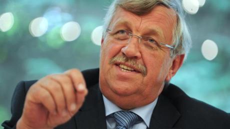 Der damalige nordhessische Regierungspräsident Walter Lübcke (CDU).