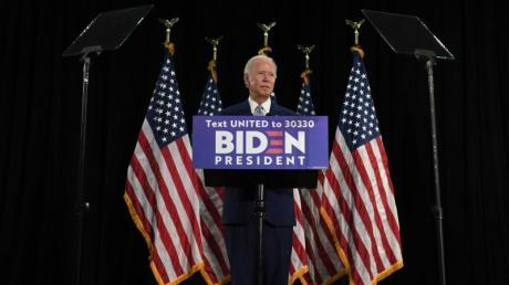 Joe Biden will im November Präsident der Vereinigten Staaten werden.