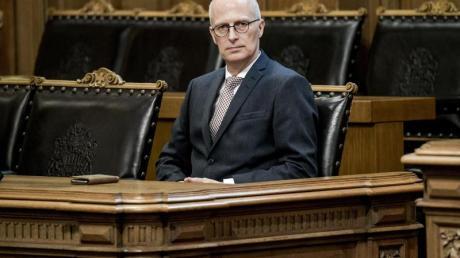 Hamburgs Erster Bürgermeister Peter Tschentscher (SPD).