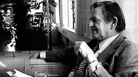 Er galt als Ikone der Linken: Sozialdemokrat Olof Palme, der 1986 ermordet wurde. Die Polizei geht davon aus, dass der Fall geklärt ist. Doch viele Schweden sehen das anders.