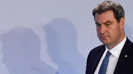 Will Markus Söder vielleicht doch Kanzlerkandidat werden?