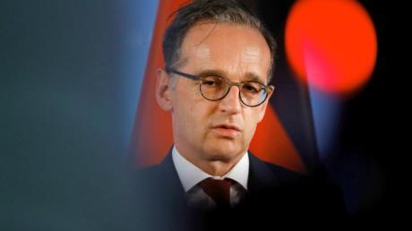 Heiko Maas wird sich mit seinem polnischen Kollegen Jacek Czaputowicz treffen.