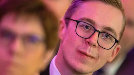 CDU-Politiker Philipp Amthor zieht sich aus Amri-Untersuchungsausschuss zurück.