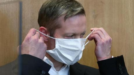 Angeklagter Stephan Ernst: «Es stand im Raum, dass man etwas machen muss.».