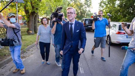 CDU-Politiker Philipp Amthor ist wegen seiner Nebentätigkeit und seiner Lobbyarbeit für das US-Unternehmen Augustus Intelligence massiv in die Kritik geraten.
