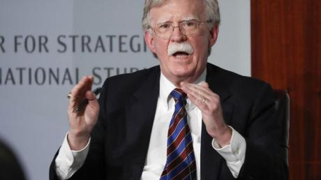 Soll leer ausgehen:Ex-Sicherheitsberater John Bolton.