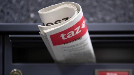 Einer Autorin der «taz» droht wegen einer Zeitungskolumne eine Anzeige.
