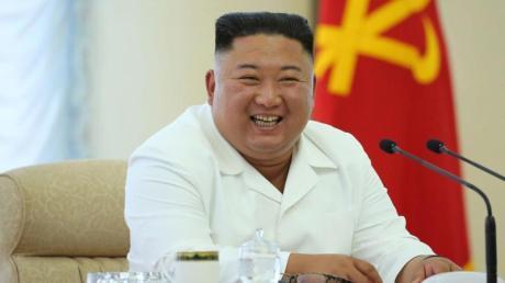 Nordkoreas Machthaber Kim Jong Un stoppt eine Militäraktion gegen Seoul.