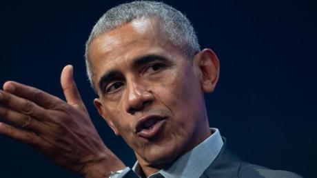 Der ehemalige US-Präsident Barack Obama meldet sich zu Wort.