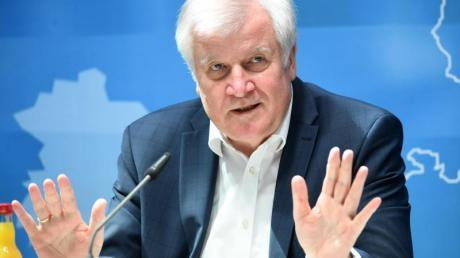 Innenminister Horst Seehofer hat eine Kolumne in der «taz» scharf kritisiert, will aber von einer Strafanzeige absehen.