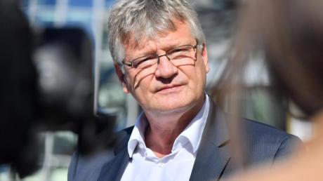 «Manchmal sind Recht haben und Recht bekommen eben einfach zwei unterschiedliche Dinge»: AfD-Bundessprecher Jörg Meuthen.