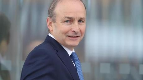 Micheál Martin ist neuer Premierminister in Irland.