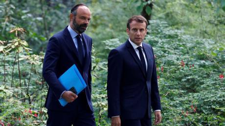 Grünes Wachstum, wohin man schaut: Während Frankreichs Präsident Emmanuel Macron mit seiner Partei ein Fiasko erlebte, konnte sich sein parteiloser Regierungschef Édouard Philippe über einen Sieg in Le Havre freuen.