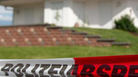Schauplatz des Verbrechens: die Terrasse des Hauses der Familie Lübcke.