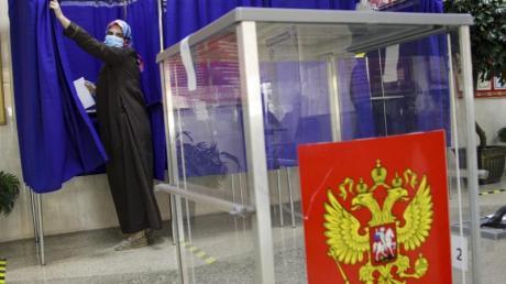 Tagelang stimmt die Menschen inRussland über die größte Verfassungsänderung der russischen Geschichte ab.