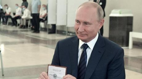 Wladimir Putin hat sich den Machterhalt gesichert. Er könnte bis 2036 Präsident Russlands bleiben.