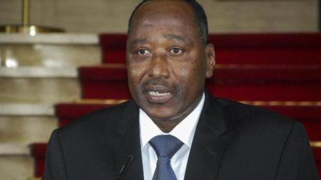 Starb an einem Herzinfakt:Amadou Gon Coulibaly, Premier der Elfenbeinküste.