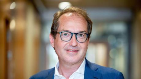 CSU-Landesgruppenchef Alexander Dobrindt setzt auf Verständigung mit der SPD.